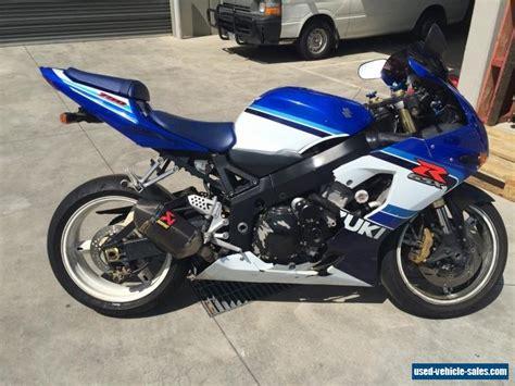 Suzuki 750 Gsxr For Sale by Suzuki Gsxr 750 For Sale In Australia