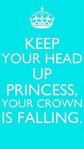 Quotes About Keeping Your Head Up Quotesgram
