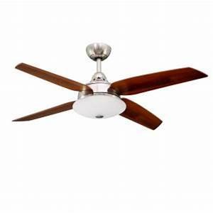 Hampton bay casselberry in brushed nickel ceiling fan