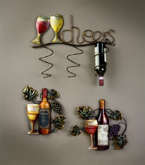 images  cool wine racks  pinterest wall mount bottle  modern wine rack
