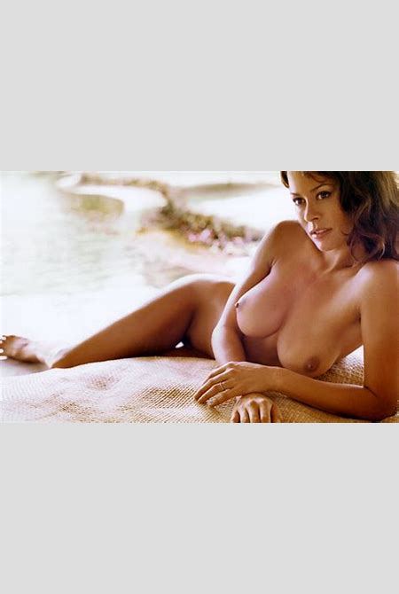 Brooke Burke : Celebrity posed stark in Playboy | The Hottes