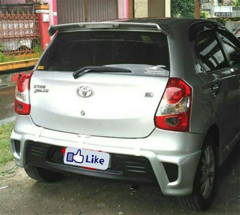 Toyota Etios Valco Modification by Variasi Mobil Etios Valco Terbaru Sobat Modifikasi