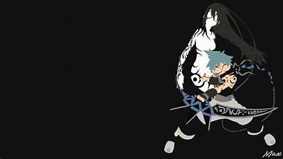 Eater Soul Anime Tsubaki Nakatsukasa Minimalist Widescreen