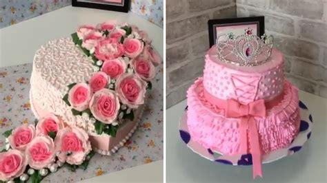 amazing cake decorating tutorial compilation