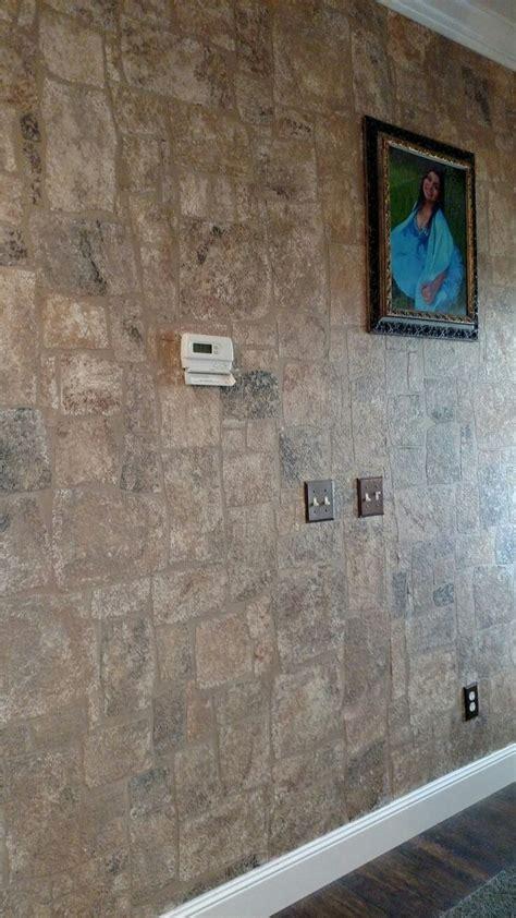 images  faux rock walls  pinterest faux
