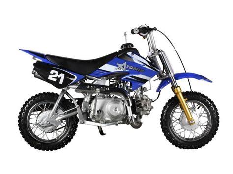 Atomik 50cc Blue Moto Dirt Bike