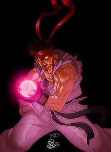 HD Wallpapers: Evil Ryu Wallpapers  Evil