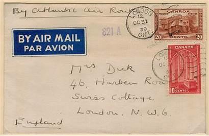 Mail Air Rates United Letter Kingdom Postal