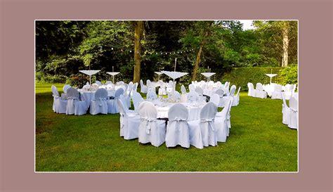 Garten Mieten Hochzeit by Stuhlhussenverleih Tischdeko Hochzeitsdeko