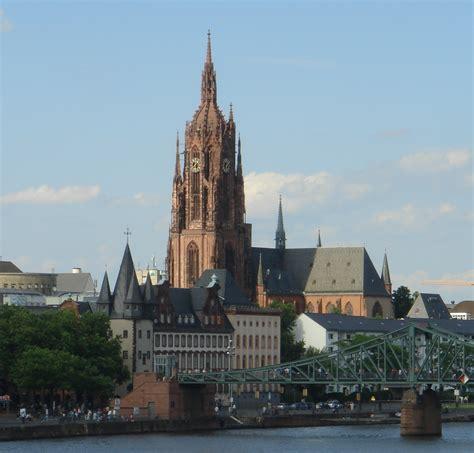 Frankfurt Cathedral Wikipedia