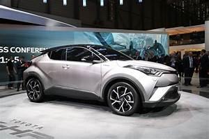 Nouvelle Toyota Chr : toyota c hr le nouveau suv toyota fait forte impression gen ve photo 16 l 39 argus ~ Medecine-chirurgie-esthetiques.com Avis de Voitures