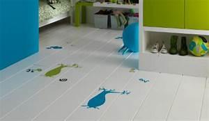 Peinture Carrelage Sol Avis : peinture de sol r sistante et simple appliquer ~ Dailycaller-alerts.com Idées de Décoration