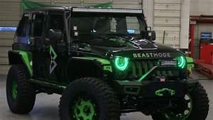 Marshawn Lynch U0026 39 S Neon Green  U0026 39 Beast Mode U0026 39  Jeep Is An