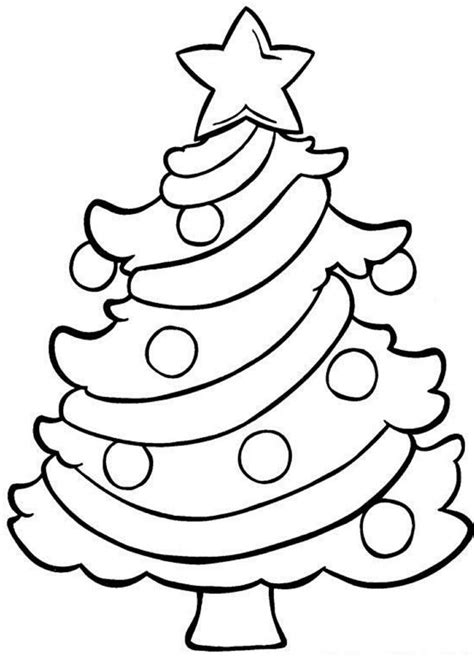 pin  esther  pre  stuff christmas tree coloring