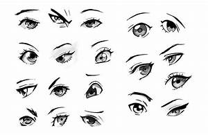 Anime Eyes How To Draw In 2020