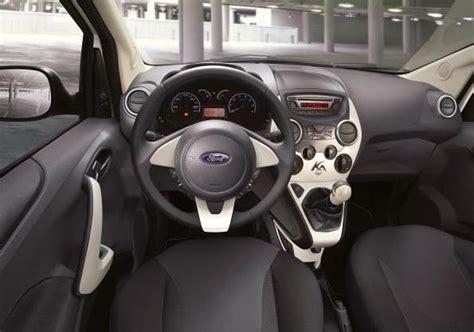 Ford Titanium Interni by Nuovo Equipaggiamento Per La Ford Ka Titanium