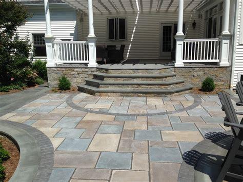 images patio patios bluestone pavers photo gallery torrison stone garden durham ct