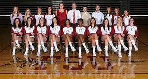 2009 FSU Women's Volleyball Team