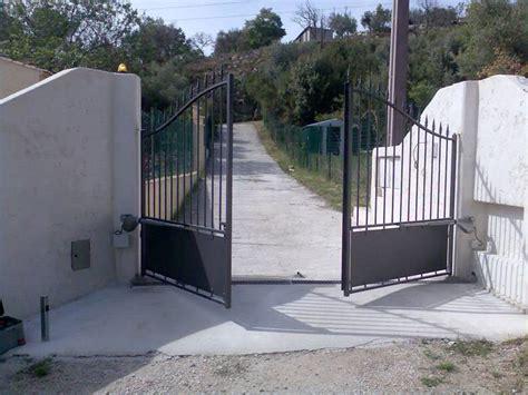 portail automatique ouverture exterieure motorisation de portail automatique var entre toulon et hy 232 res 224 la garde 83 vem