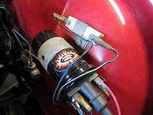 Electronic Ignition Conversion