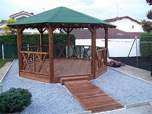 Abri Jardin Sur Mesure : abri jardin sur mesure pergola personnalis e ~ Melissatoandfro.com Idées de Décoration