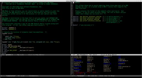 Mediawiki-mode Modifié Pour Gnu Emacs.png