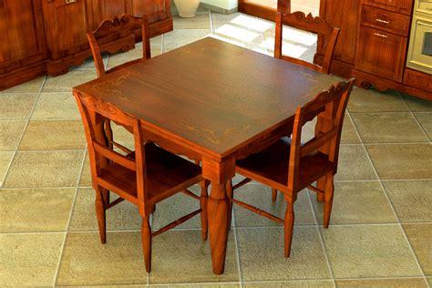 tavoli da cucina quadrati allungabili tavoli di legno quadrati allungabili eziadilabio