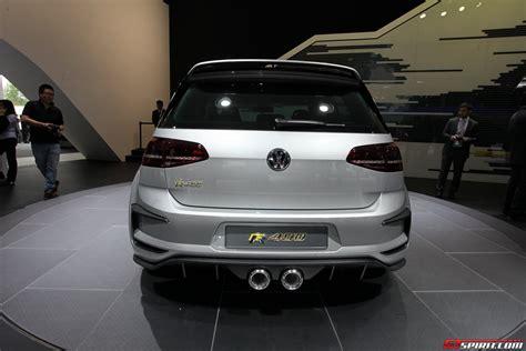 Auto China 2018 Volkswagen Golf R 400 Concept