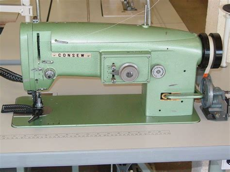 Industrial Sewing Machine Seaform Consew Used