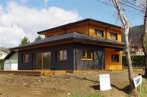constructeur maison bois haute savoie annemasse pays de