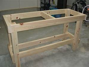 Workbench Plans From 4 X 4 Free Download PDF Woodworking