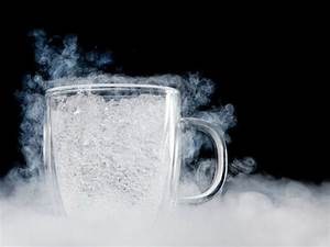 Woman Lost Stomach After Drinking Liquid Nitrogen Cocktail