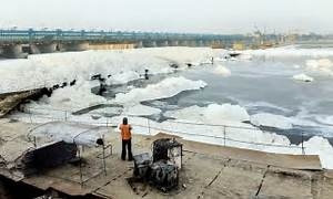 Yamuna clean-up committee plans to pump river water ...