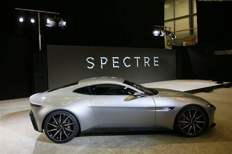 New James Bond Film Racks Up  Million In Damaged Cars