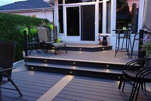 Cost Of Led Lighting Composite Decking Ezdeck Design Lowest Price Sgc 1 800