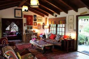 vintage einrichtung bohemian style interiors living rooms and bedrooms