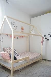 Lit Cabane Au Sol : r aliser un lit cabane pour les enfants scandinave ~ Premium-room.com Idées de Décoration