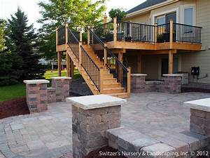 patio and deck ideas for small backyards design and ideas With deck and patio ideas for small backyards