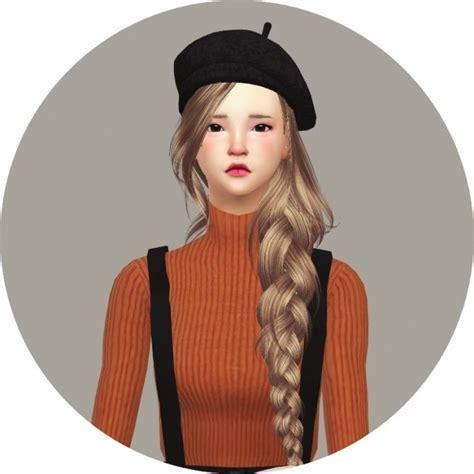 Beret at Marigold » Sims 4 Updates