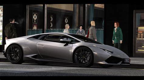 Lamborghini Huracan Modification by Gta 4 2014 Lamborghini Huracan Mod Gtainside