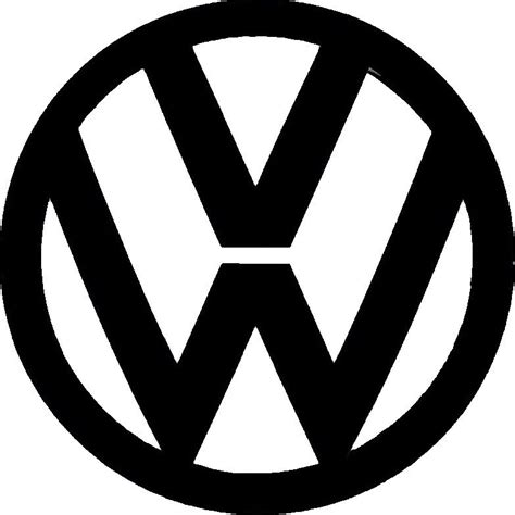 volkswagen logo vector image result for vw logo vector volky vans pinterest vw