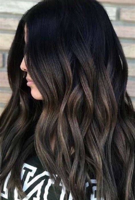 brunettes hair color ideas   hair summer