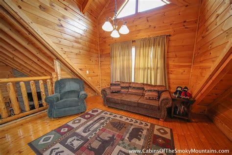 escape the cabin pigeon forge cabin smoky mountain escape 2 bedroom
