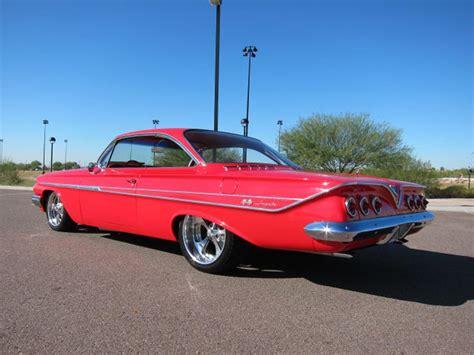 size of exterior door 1961 chevrolet impala ss custom 2 door 117406