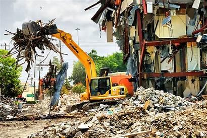 Debris Close