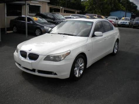 automobile air conditioning service 2005 bmw 545 electronic throttle control find used 2005 bmw 545 i in 5702 n florida ave ta florida united states for us 11 995 00