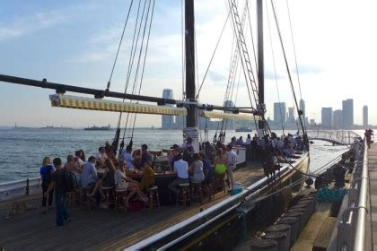 Boat Drinks Tribeca by Tribeca Citizen Grand Banks