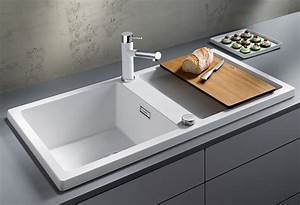 Evier Cuisine Ceramique : evier en ceramique cuisine evtod ~ Premium-room.com Idées de Décoration