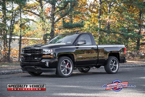800horsepower 2018 Yenko Silverado Is Not Your Average