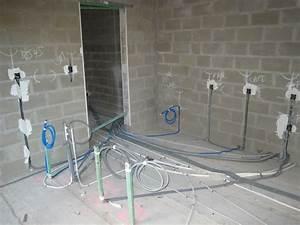 installation electrique dans une maison tuto electricite With electricite dans une maison